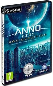 PC - Anno 2205 - Königsedition  D Box 785300137754 N. figura 1