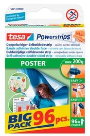 Powerstrips® POSTER Big Pack, 96 Strips Klebebänder Tesa 663077300000 Bild Nr. 1