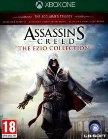 Xbox One - Assassin's Creed - Ezio Collection Box 785300121882 Photo no. 1