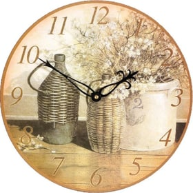 Orologio da parete al quarzo WT 1016 diam technoline 785300138940 N. figura 1