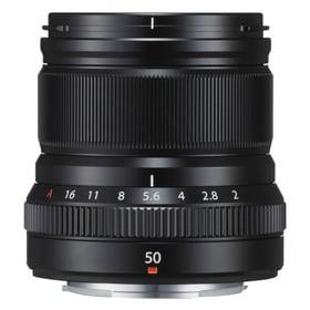 XF 50mm F2.0 R WR schwarz Objektiv FUJIFILM 785300129918 Bild Nr. 1