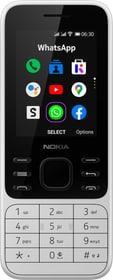 6300 4G Powder white Téléphone mobile Nokia 785300158005 Photo no. 1