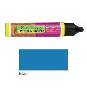 Pluster & Liner Pen C.Kreul 664802200013 Farbe Blau Bild Nr. 1