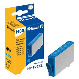H80 920XL cyan Cartuccia d'inchiostro Pelikan 795833200000 N. figura 1