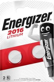 CR2016 / 3 V 2stk Knopfzelle Energizer 792209500000 Photo no. 1