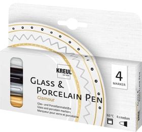 Glass & Porcelain Pen Glamour, 4er-Set 666788500000 Bild Nr. 1