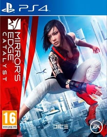 PS4 - Mirrors Edge Catalyst D Box 785300142860 Bild Nr. 1
