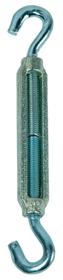 Spannschloss verzinkt mit 2 Haken Meister 604719000000 Grösse M8 x 105 mm Bild Nr. 1
