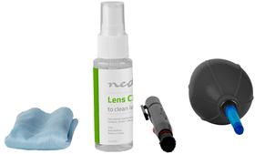 Lens Cleaning Kit Pulizia fotocamera NEDIS 793191800000 N. figura 1