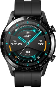 Watch GT 2 Sport Matte Black Smartwatch Huawei 785300147855 Bild Nr. 1