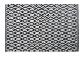 ELOI Tapis de bain 453025051220 Couleur Noir Dimensions L: 60.0 cm x H: 90.0 cm Photo no. 1