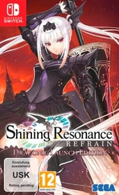 Switch - Shining Resonance Refrain LE (F/E) Box 785300135193 Langue Anglais, Français Plate-forme Nintendo Switch Photo no. 1