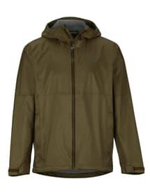 Precip Eco Veste pour homme Marmot 465737000367 Couleur olive Taille S Photo no. 1