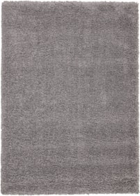 LUXURY SHAGGY Tapis 411968212001 Couleur argent Dimensions L: 120.0 cm x P: 170.0 cm Photo no. 1