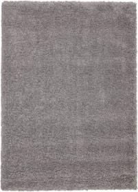 LUXURY SHAGGY Tappeto 411968208001 Colore argento Dimensioni L: 80.0 cm x P: 150.0 cm N. figura 1