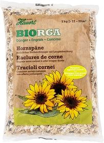 Biorga Hornspäne, 1 kg Feststoffdünger Hauert 658201900000 Bild Nr. 1