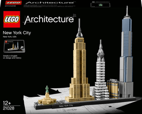 Architecture 21028 New York City LEGO® 785300128059 Photo no. 1