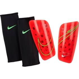 Mercurial Lite Fussball-Schoner Nike 461941600631 Grösse XL Farbe Hellrot Bild-Nr. 1