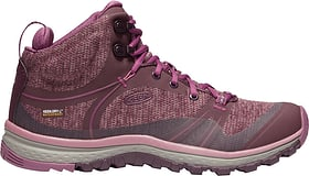 Terradora Mid WP Chaussures de randonnée pour femme Keen 473311740088 Couleur bordeaux Taille 40 Photo no. 1