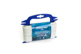 OCEAN YARN-Seil Normalgeflecht 6 mm / 15 m Seile recycliertem Meeresplastik Meister 604758400000 Bild Nr. 1