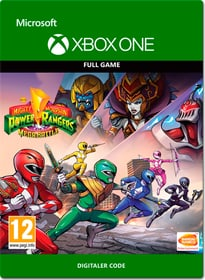 Xbox One - Mighty Morphin Power Rangers: Mega Battle Download (ESD) 785300138688 Photo no. 1