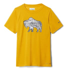 Ranco Lake T-shirt Columbia 466970815250 Couleur jaune Taille 152 Photo no. 1
