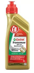 Transmax Dex III Multivehicle 1 L Huile de transmission Castrol 620182200000 Photo no. 1