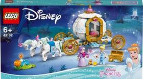 Disney 43192 Cinderellas königliche Kutsche LEGO® 748756700000 Bild Nr. 1