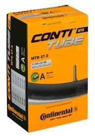 Conti MTB 27.5 A40 Camera d'aria con valvola francese Continental 462948800000 N. figura 1