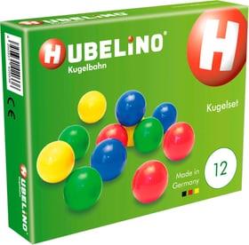 Hubelino pista palla : Set de boule [12 pièces] Circuits de billes 747356300000 Photo no. 1