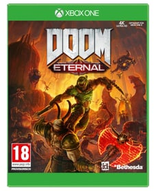 Xbox One - Doom Eternal Box 785300147337 Sprache Deutsch Plattform Microsoft Xbox One Bild Nr. 1