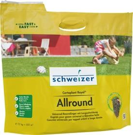 Certoplant Royal Allround, 7.5 kg Concime per prati Eric Schweizer 659210500000 N. figura 1