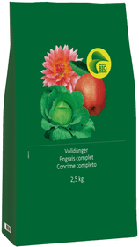Engrais complet, 2.5 kg Migros-Bio Garden 658307400000 Photo no. 1