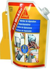 Mix&Go Mortier réparation 1.25 kg Sika 676026300000 Photo no. 1