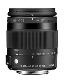 18-200mm F3.5-6.3 DC Makro OS HSM Contemporary für Nikon