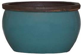 Pot Bavaria 658717800020 Couleur Bleu Taille ø: 20.0 x H: 14.0 Photo no. 1
