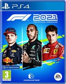 PS4 - F1 2021 Box 785300159564 N. figura 1
