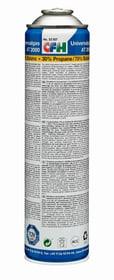 Cartouche de gaz comprimé universelle AT 2000