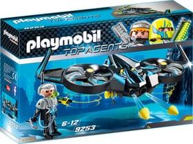 Playmobil Top Agent Mega Drone 9253