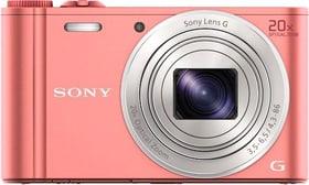 DSC-WX350 Cybershot pink Appareil photo compact Sony 785300123845 Photo no. 1