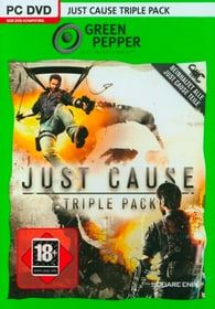 PC - Pyramide: Just Cause Bundle 1-3 (D) Box 785300135579 Photo no. 1