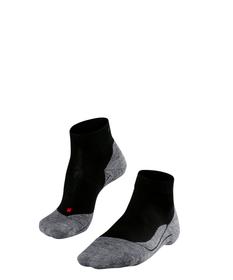 RU4 Short Laufsocken Falke 497179242020 Grösse 42-43 Farbe schwarz Bild-Nr. 1