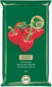 Gemüseerde, 30 l Spezialerde Migros-Bio Garden 658109300000 Bild Nr. 1