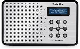TechniRadio 2 - Noir/Argent Radio DAB+ Technisat 785300139502 Photo no. 1