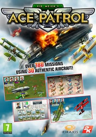 PC - Sid Meier's Ace Patrol Download (ESD) 785300133289 Photo no. 1