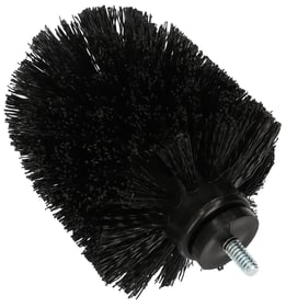 Tête de balais D77 noir 9000025583 Photo n°. 1