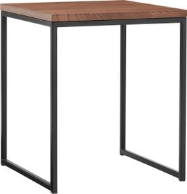 AVO Table d'appoint 402139800000 Dimensions L: 40.0 cm x P: 40.0 cm x H: 42.0 cm Couleur Chêne rustique massif Photo no. 1