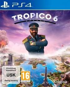 PS4 - Tropico 6 Box 785300141473 Bild Nr. 1