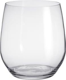Vaso Tony Hakbjl Glass 655861500000 Colore Transparente Taglio ø: 15.0 cm x A: 19.0 cm N. figura 1