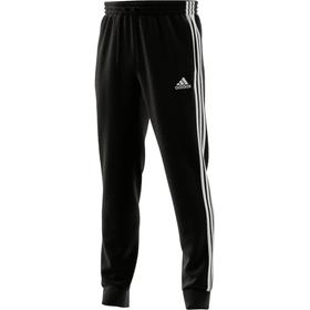 Essential Tapered Cuff 3 Stripes Trainerhose Adidas 462418500320 Grösse S Farbe schwarz Bild-Nr. 1